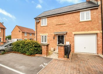 Thumbnail 2 bed semi-detached house for sale in Barons Crescent, Trowbridge