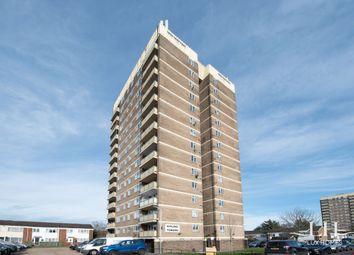 Thumbnail 2 bed flat for sale in Kipling Towers, Heaton Avenue, Romford