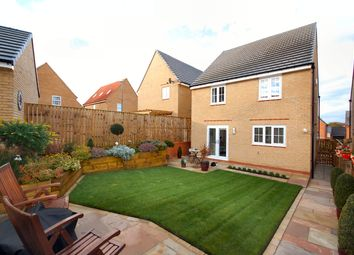 Thumbnail 4 bed detached house for sale in Nightingale Drive, Whitby