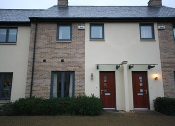 Thumbnail 3 bed terraced house to rent in The Hurdles, Brampton, Huntingdon