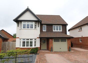 Thumbnail 4 bedroom detached house for sale in 21 Newlands Avenue, Yew Gardens, Waterlooville, Hampshire