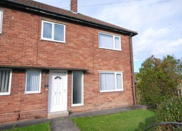 Thumbnail 3 bed semi-detached house for sale in Hexham Avenue, Hebburn