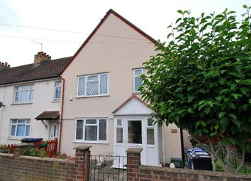 Thumbnail 3 bed end terrace house to rent in Cedar Grove, Ealing, London