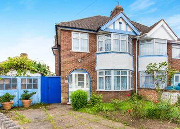 Thumbnail 3 bedroom semi-detached house for sale in Allen Close, Bedford