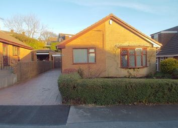 Thumbnail 3 bed bungalow for sale in Hoghton Avenue, Bacup, Lancashire