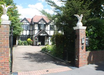 Thumbnail 6 bed detached house for sale in Burntwood Avenue, Emerson Park