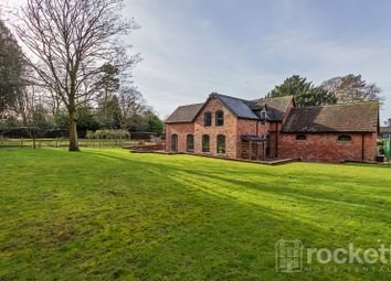 Thumbnail 4 bed barn conversion to rent in Station Road, Barlaston, Stoke-On-Trent