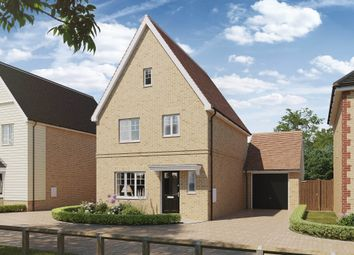 Thumbnail 3 bed detached house for sale in The Orchards, Off Ipswich Road, Colchester