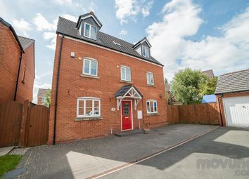Thumbnail 5 bed detached house for sale in Devonshire Close, Ince, Wigan