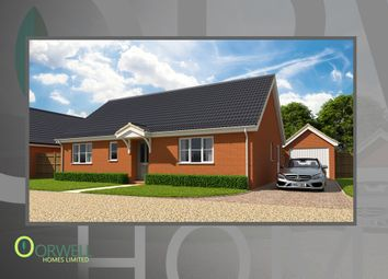 Thumbnail 2 bed detached bungalow for sale in Plot 9, 4 Cullingford Close, Laxfield
