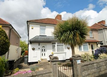 Thumbnail 3 bed semi-detached house for sale in Wilshire Avenue, Hanham, Bristol