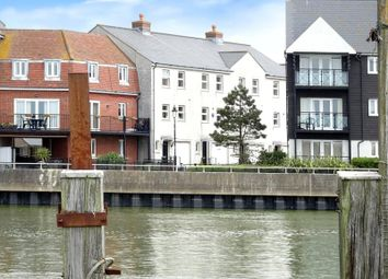 Thumbnail 4 bed end terrace house for sale in Surrey Street, Littlehampton, West Sussex