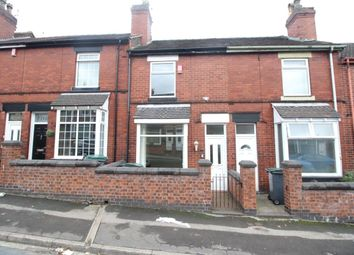 Thumbnail 2 bed terraced house to rent in Tellwright Street, Burslem, Stoke-On-Trent