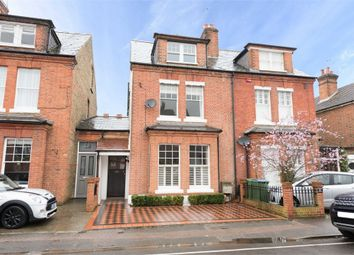 Thumbnail 4 bed semi-detached house for sale in Springfield Meadows, Weybridge, Surrey