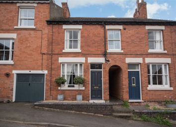 Thumbnail 2 bed terraced house to rent in Victoria Road, Woodhouse Eaves, Loughborough