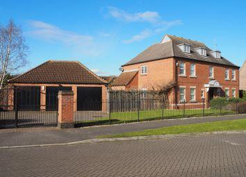 Thumbnail 5 bedroom detached house for sale in Glebe Park, Balderton, Newark