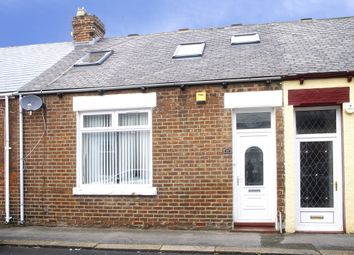 Thumbnail 3 bed cottage for sale in Francis Street, Fulwell, Sunderland