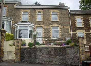 Thumbnail 2 bed terraced house for sale in Graig View Terrace, Brynithel, Abertillery