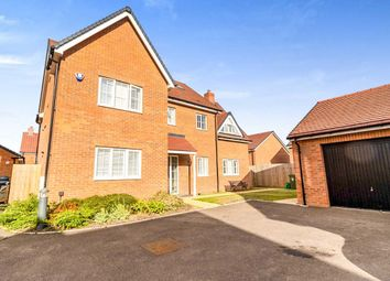 Thumbnail 5 bed detached house for sale in Ryder Way, Flitwick, Bedford