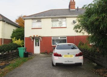 Thumbnail 3 bedroom semi-detached house for sale in Appledore Road, Gabalfa, Cardiff