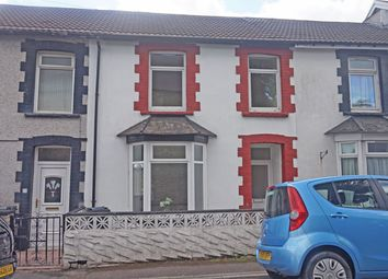 Thumbnail 3 bed terraced house for sale in Bargoed Terrace, Treharris