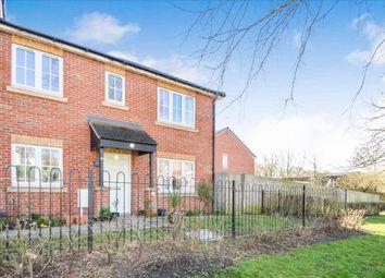 Thumbnail 3 bedroom semi-detached house for sale in Chestnut Close, Keyworth, Nottingham