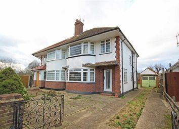 Thumbnail 3 bed semi-detached house for sale in Croysdale Avenue, Sunbury-On-Thames