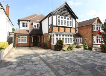 Thumbnail 5 bed detached house to rent in Anselm Road, Pinner