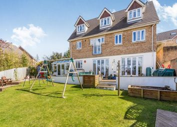 Thumbnail 5 bed detached house for sale in Sandford View, Newton Abbot