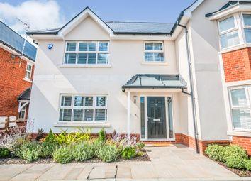 Braywick Road, Maidenhead SL6. 4 bed semi-detached house