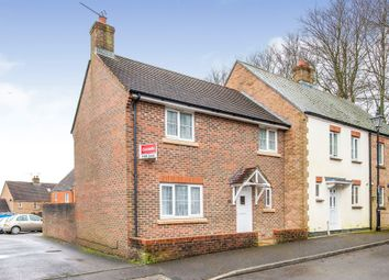 Thumbnail 2 bed end terrace house for sale in Ivel Close, Dorchester
