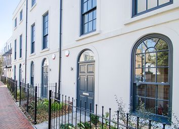 Thumbnail 4 bed town house for sale in North Road, Hertford
