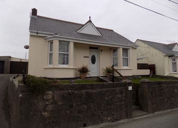 Thumbnail 2 bed bungalow for sale in Nanpean, St. Austell