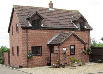 Thumbnail 3 bed detached house for sale in Half Moon Lane, Redgrave, Diss