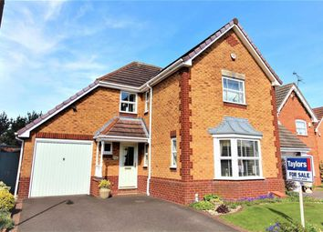 Thumbnail 4 bedroom detached house for sale in Breamore Crescent, Earls Keep, Dudley