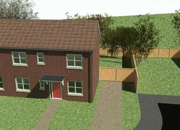 Thumbnail 3 bed semi-detached house for sale in Hengoed, Oswestry
