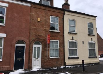 Thumbnail 2 bed property to rent in Napier Street, Burton Upon Trent, Staffordshire