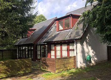 Thumbnail 3 bed detached house for sale in Queens Road, Comrie