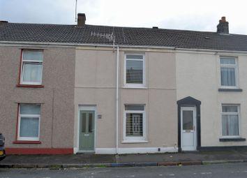 Thumbnail 2 bed terraced house for sale in Fleet Street, Swansea