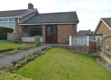 Thumbnail 2 bedroom semi-detached bungalow to rent in Milner Gate, Conisbrough, Doncaster