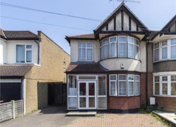 Thumbnail 3 bed semi-detached house for sale in Kenton Lane, Harrow, Greater London
