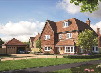 Thumbnail 4 bed detached house for sale in Eldridge Park, Bell Foundry Lane, Wokingham