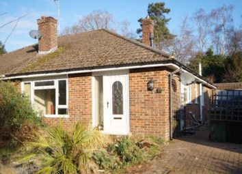Thumbnail 3 bed detached bungalow for sale in Heather Close, Whitehill, Bordon, Hampshire