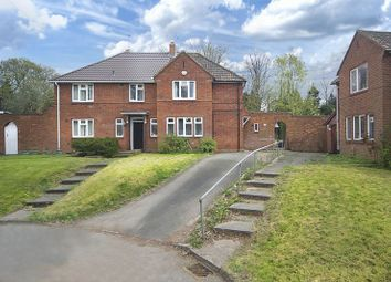 Thumbnail 2 bedroom semi-detached house for sale in Oak Green, Tettenhall Wood, Wolverhampton