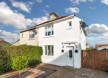 Thumbnail 2 bed semi-detached house for sale in Castle Chimmins Avenue, Cambuslang, Glasgow, South Lanarkshire