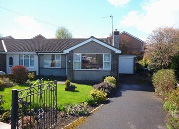 Thumbnail 2 bed semi-detached bungalow for sale in Haweswater Grove, West Auckland, Bishop Auckland