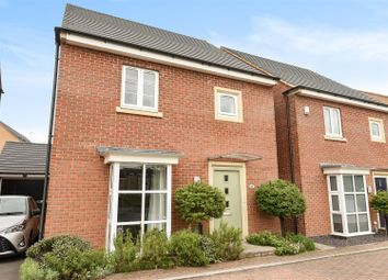 Thumbnail 4 bed detached house for sale in Spring Avenue, Hampton Vale, Peterborough