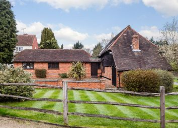 Thumbnail 2 bed barn conversion to rent in The Barn, Rectory Farm, Broadway Road, Lightwater, Surrey