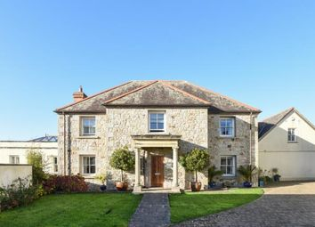 Thumbnail 5 bed detached house for sale in Manaccan, Helston, Cornwall