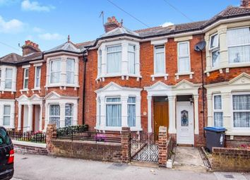 Thumbnail 3 bed terraced house for sale in Beaconsfield Avenue, Dover, Kent